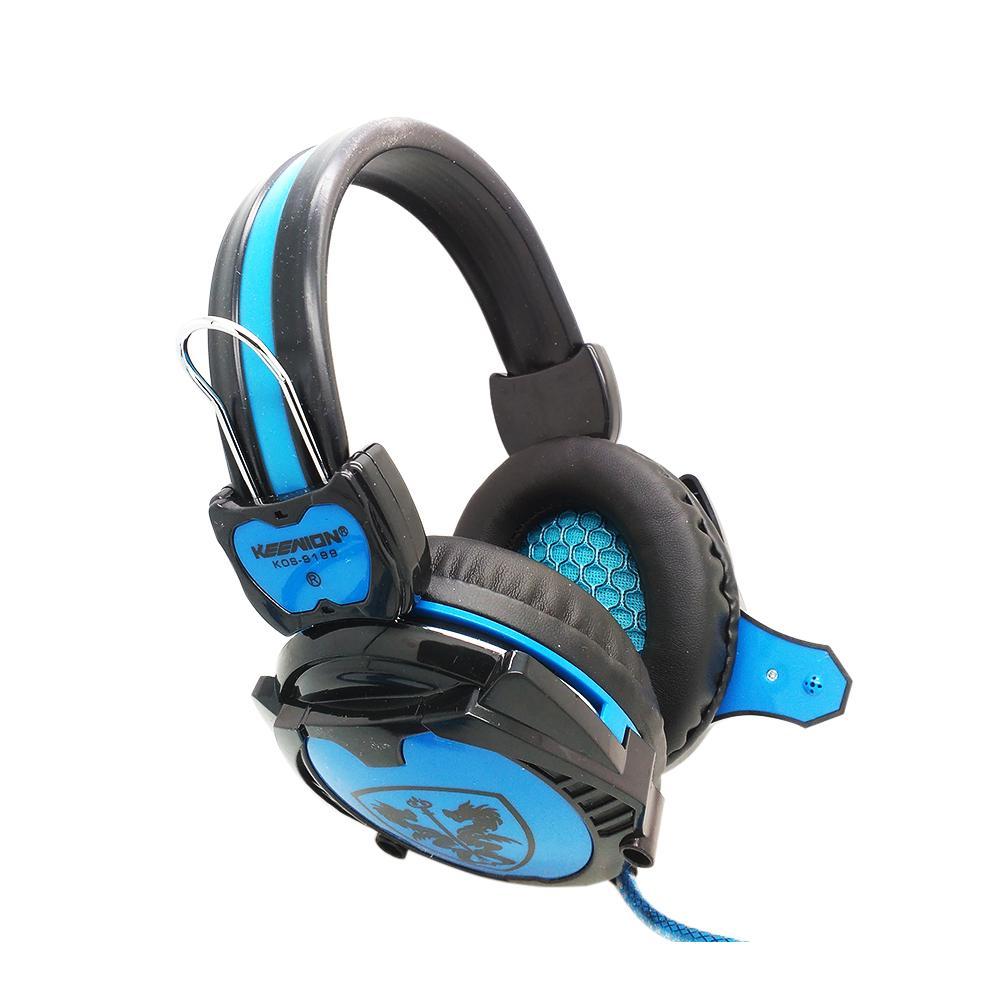 Fitur Keenion Gaming Head Set Kos 9199 Jkcm Dan Harga Terbaru Detail Gambar