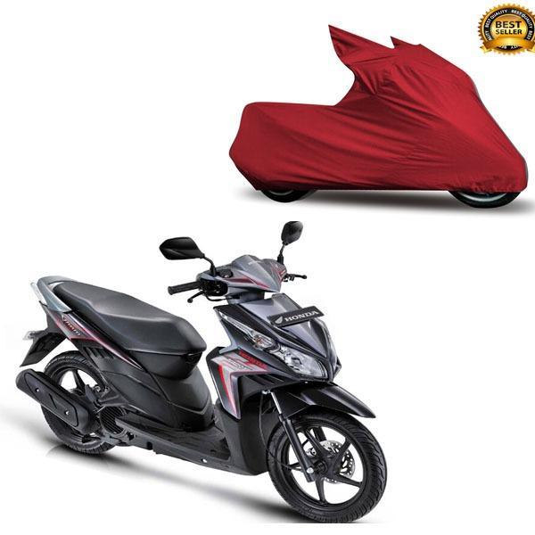 Toko Sarung Motor Honda Vario 125 Esp Merah Lengkap Di Di Yogyakarta