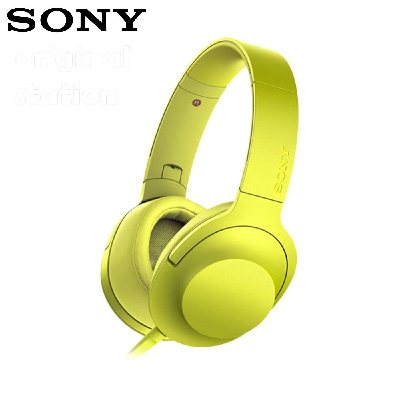 Sony Headset / Hansfree / Ear Bass Audio Phones MDR 100 AAP - OS Color