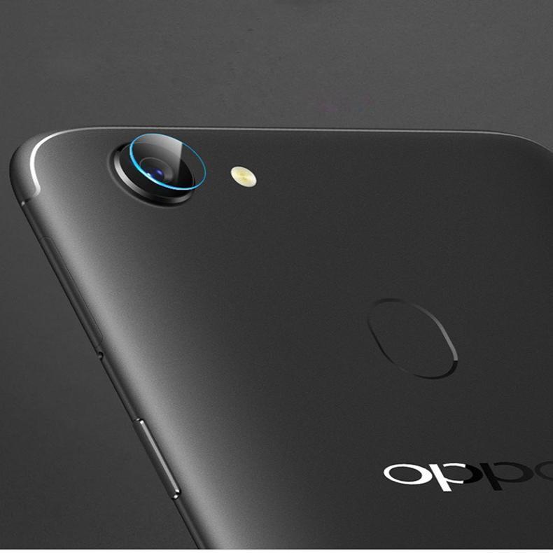 Detail Gambar Poluca Tempered Glass Screen Protetor Camera Anti Gores Kamera Oppo F7 - Clear Terbaru