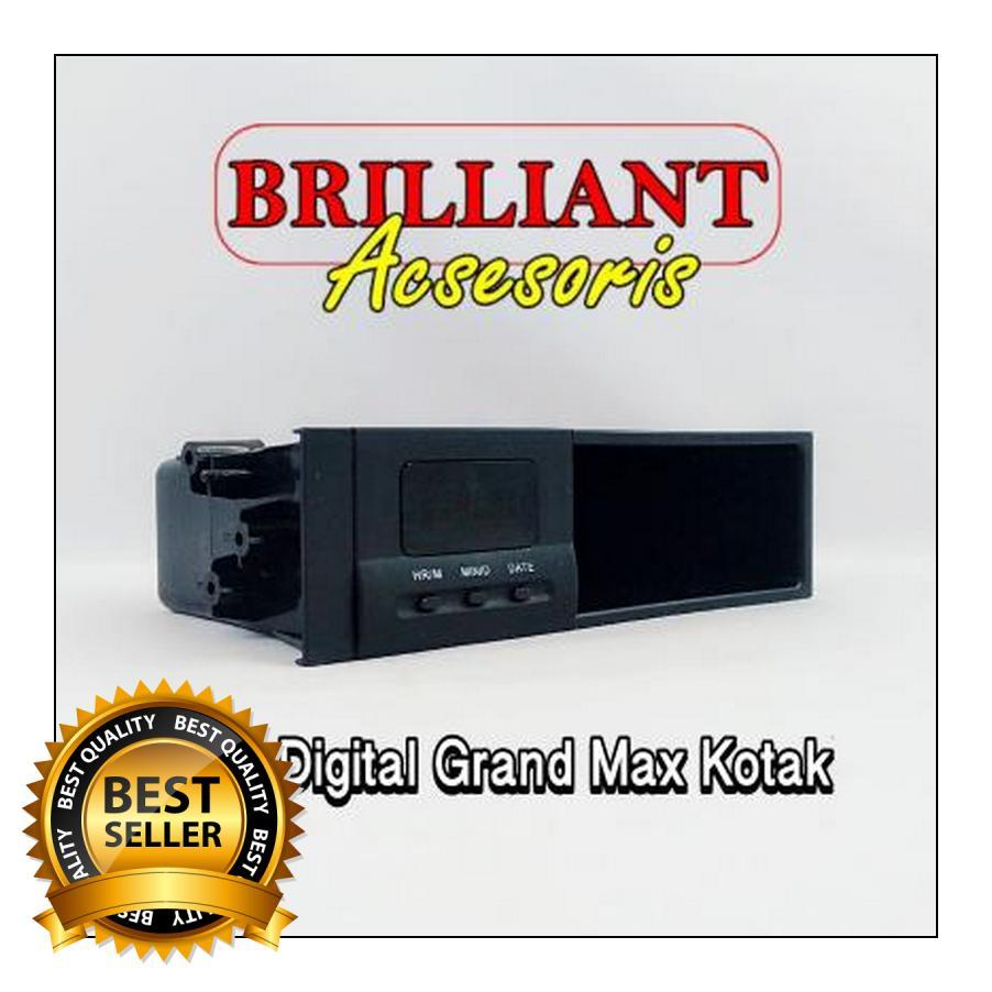 Jam Digital Grand Max type Kotak