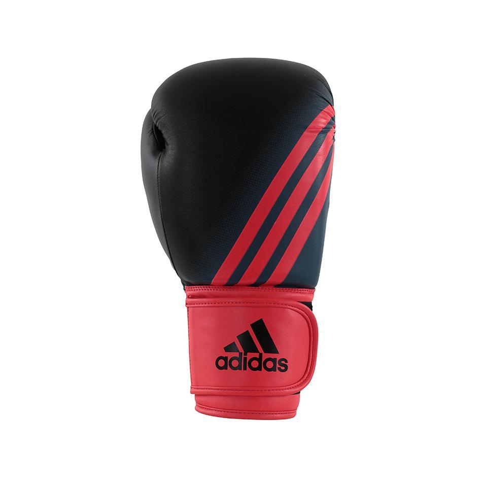 Jual Adidas Speed100 Boxing Glove Adisbgw100 Black Shock Red Di Dki Jakarta
