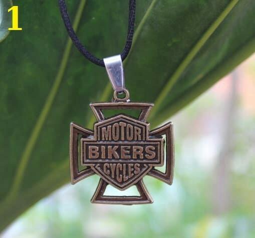 Kalung Tali Bandul Bikers Motorcycles KTB144