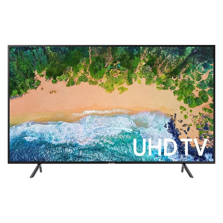 Samsung 43 inch UHD 4K Smart Slim TV NU7100 Series (43NU7100)