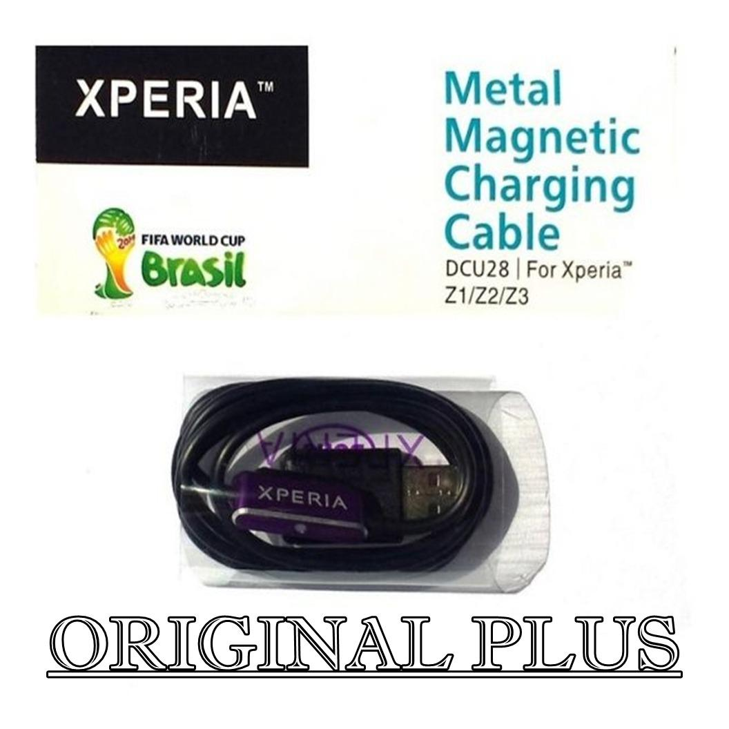 Sony Metal Magnetic USB Charging Cable For Sony Experia Z1 / Z2 / Z1 Mini