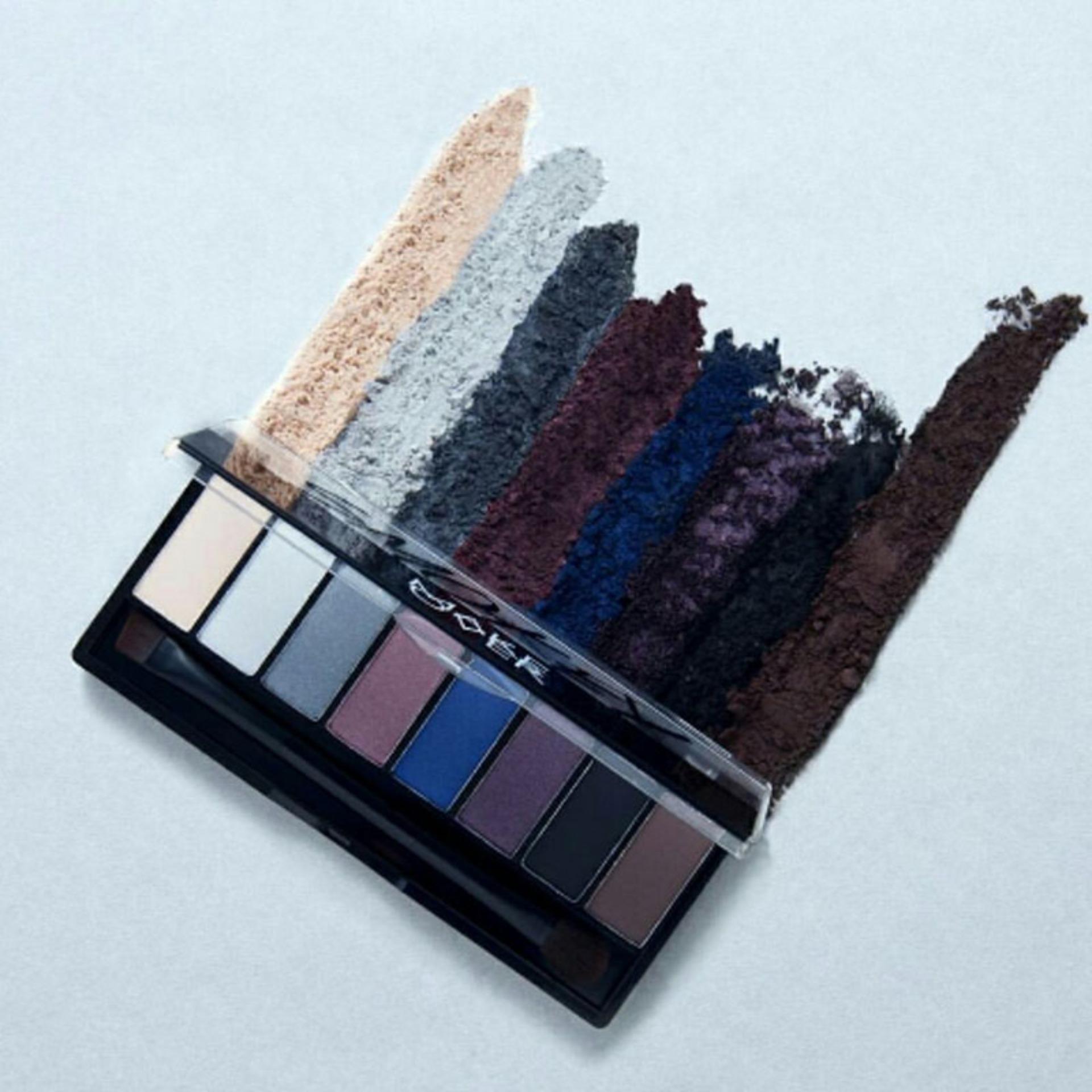 MAKE OVER EyeShadow Palette - Smokey - 2