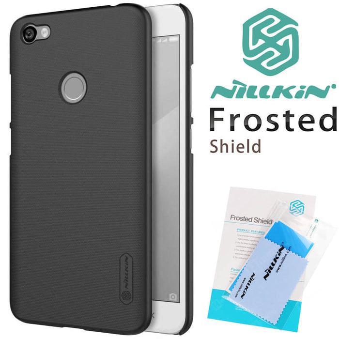Nillkin Hardcase Xiaomi Redmi Note 5A Prime Original - Black