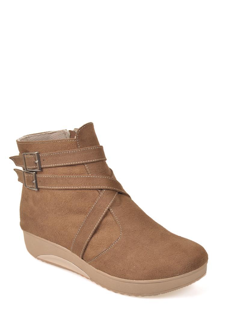 sepatu boot wanita wanita [java seven-bji 674]