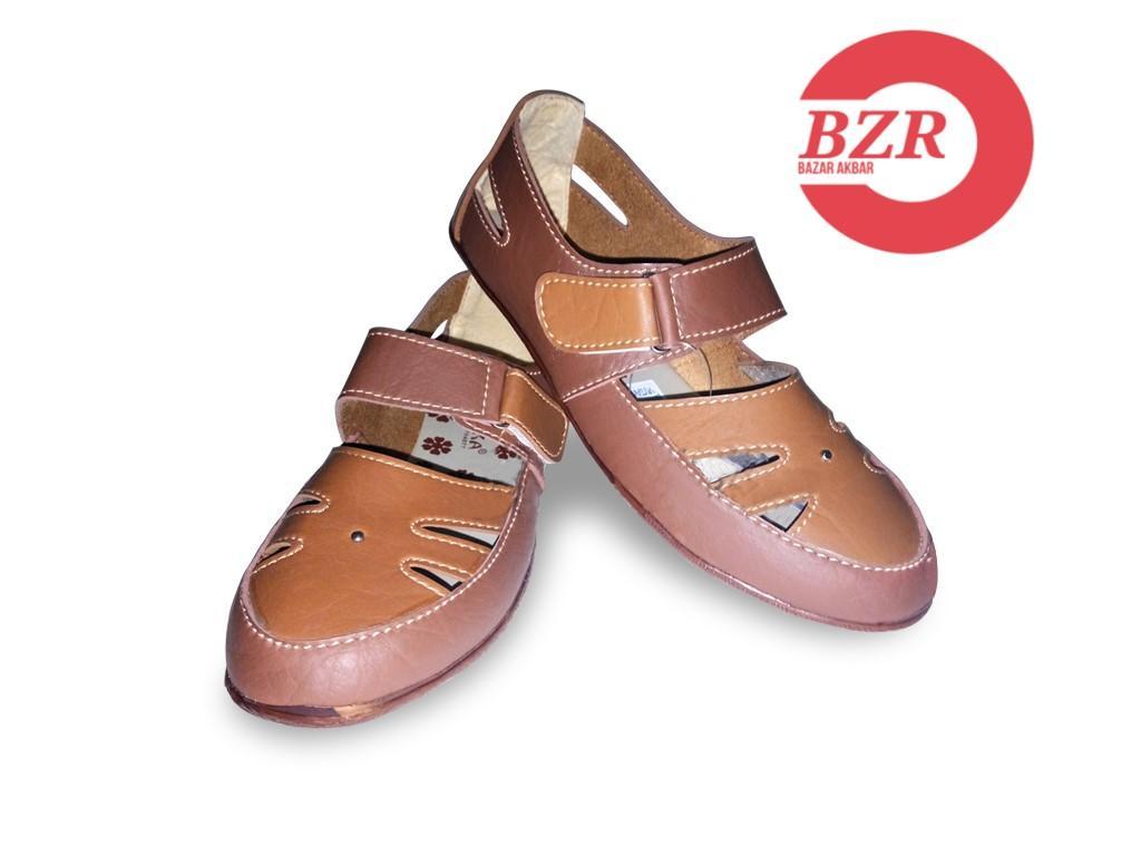 Yutaka flat shoes mocca-tan