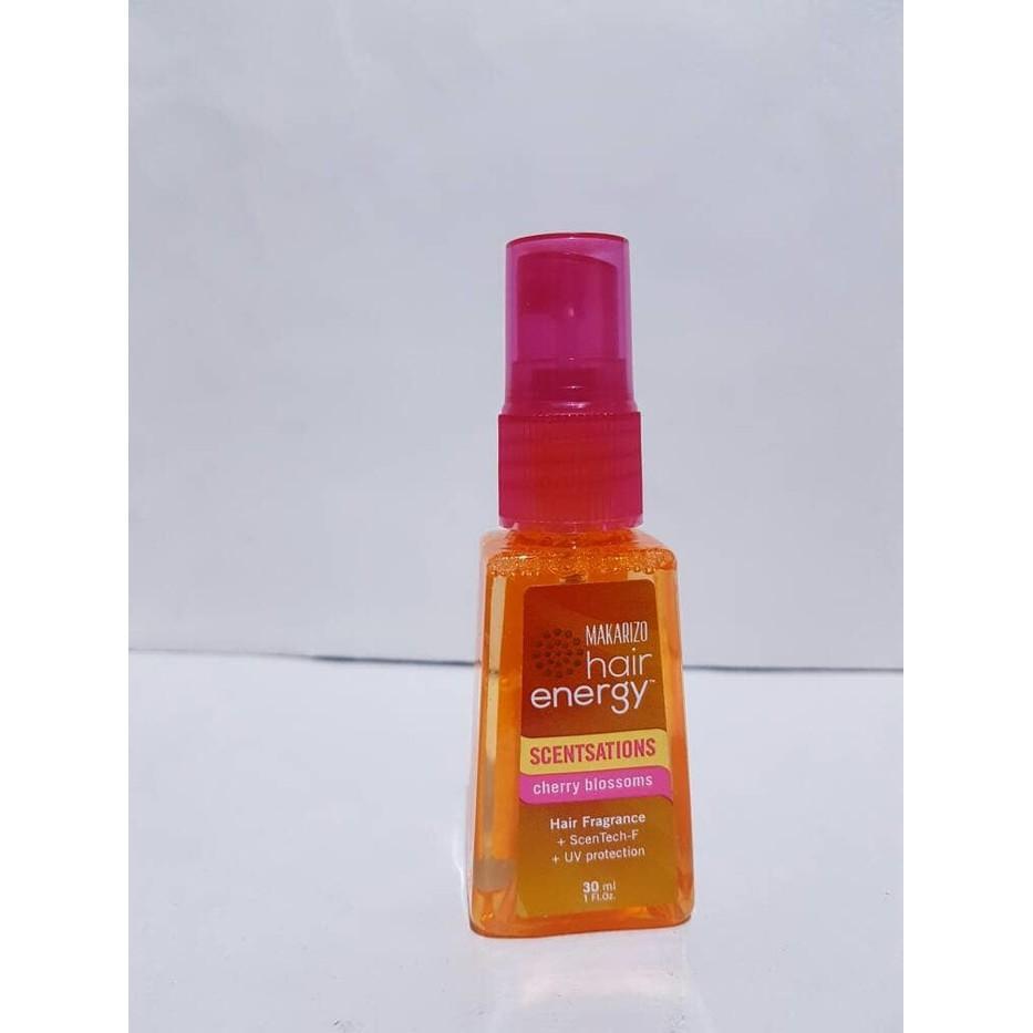 Makarizo Hair Energy Parfum Rambut Cherry Blossom 30 Ml Daftar Blue Coast 100 Murah Banget Spray 30ml Blossoms Trendi