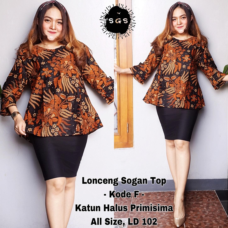 Kelebihan Blouse Batik Model Lengan Lonceng Terkini Daftar Harga