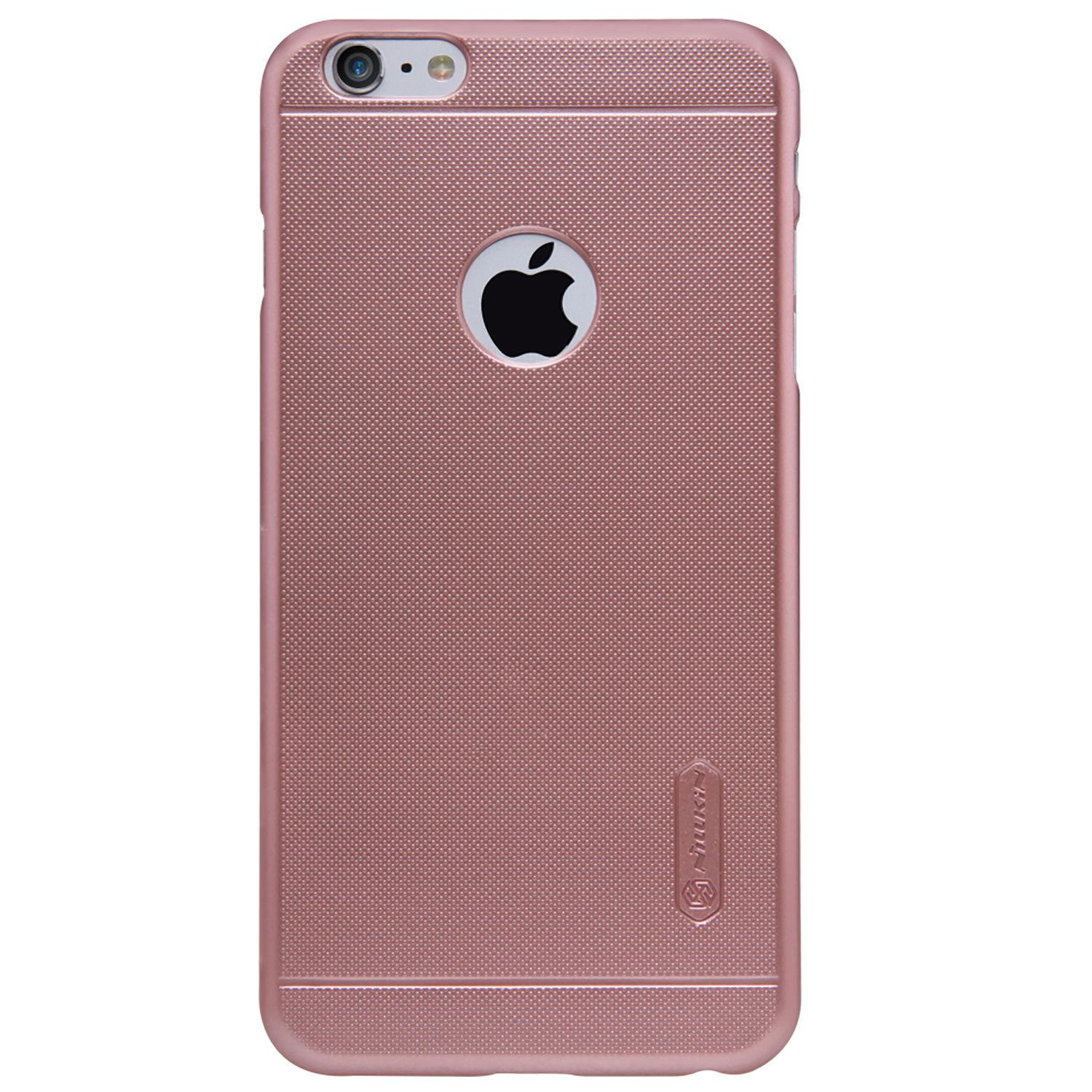 Nillkin Super Frosted Shield Iphone 6/6s Warna Rose Gold