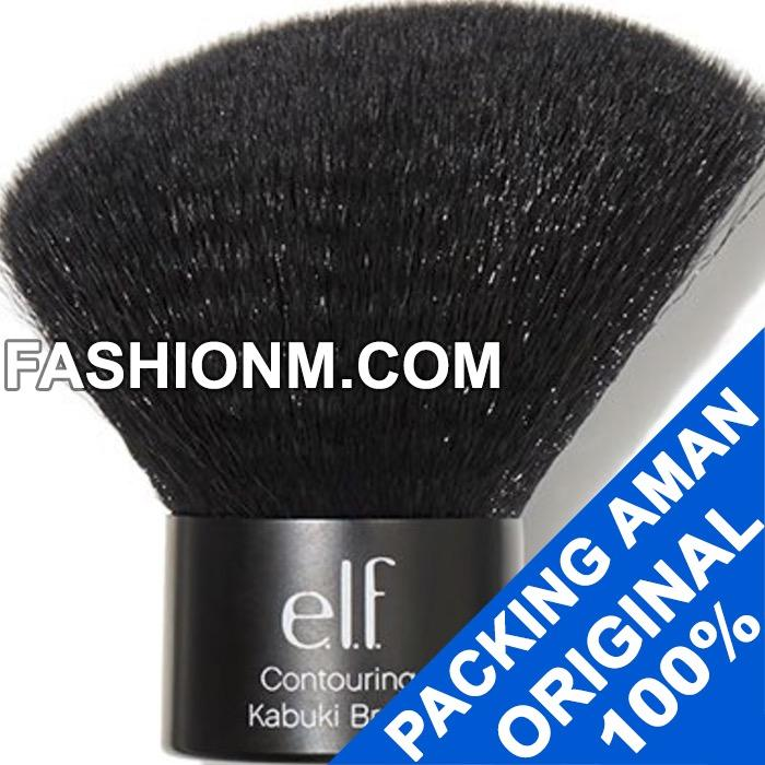 Elf Contouring Kabuki Brush Black 84032 Murah