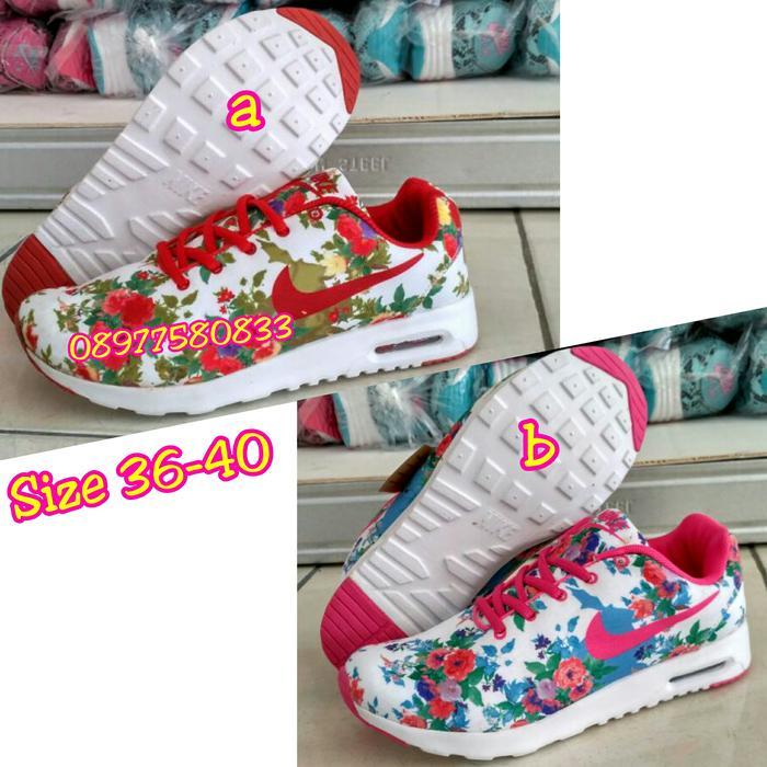Sepatu Cewek Nike Airmax Thea Sneakers Ladies