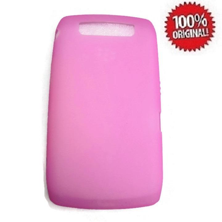 Blackberry Original Silicon Case Blackberry Storm 2 (9520) - Pink