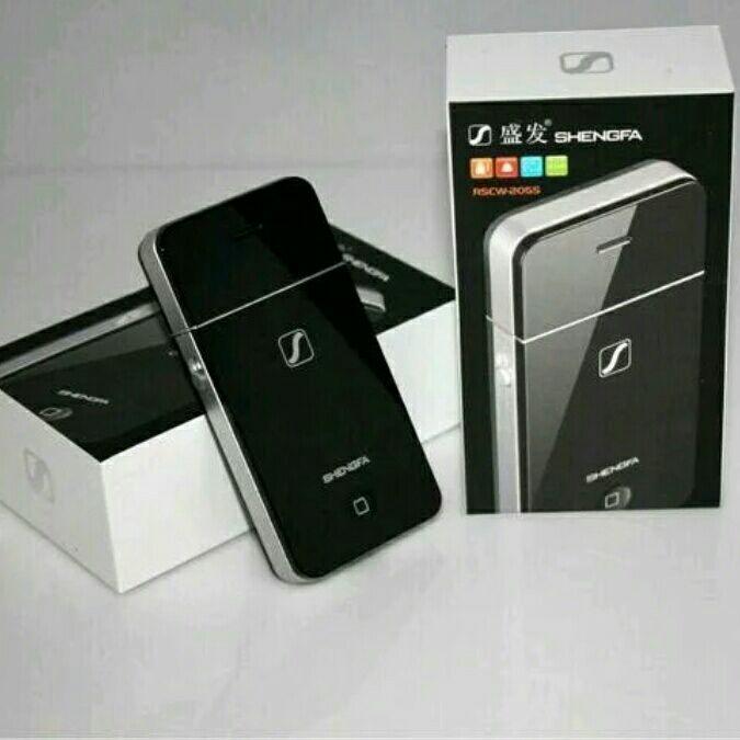 SELALU ADA - Alat Cukur Kumis Shaver / Pencukur Rambut / Cukur Jenggot Model iPhone ...