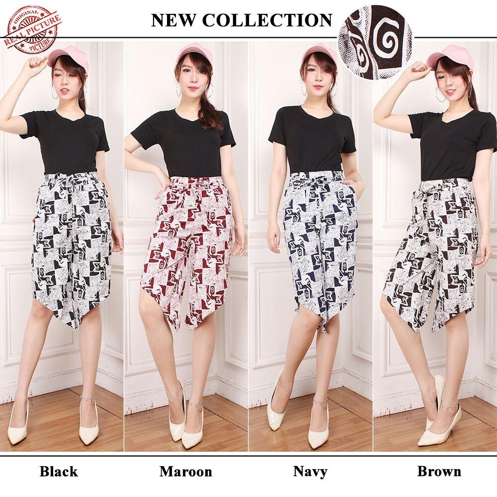 Sb Collection Celana Pendek Daniella Shortpants Wanita Murah