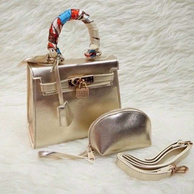 ... Tas Wanita Kelly Mini Taiga Set Tas Kerja Tas Import Murah Berkualitas  - 3 ... daa5439f7d