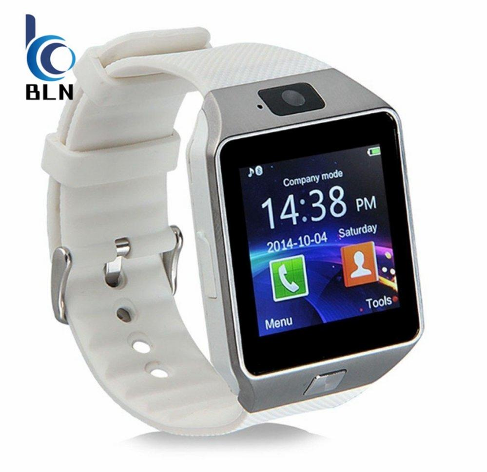 Dz09 Bluetooth Smart Watch Wrist Watch Sim Insert Anti Lost Call Reminder Phone Mate White Hong Kong Sar Tiongkok Diskon 50