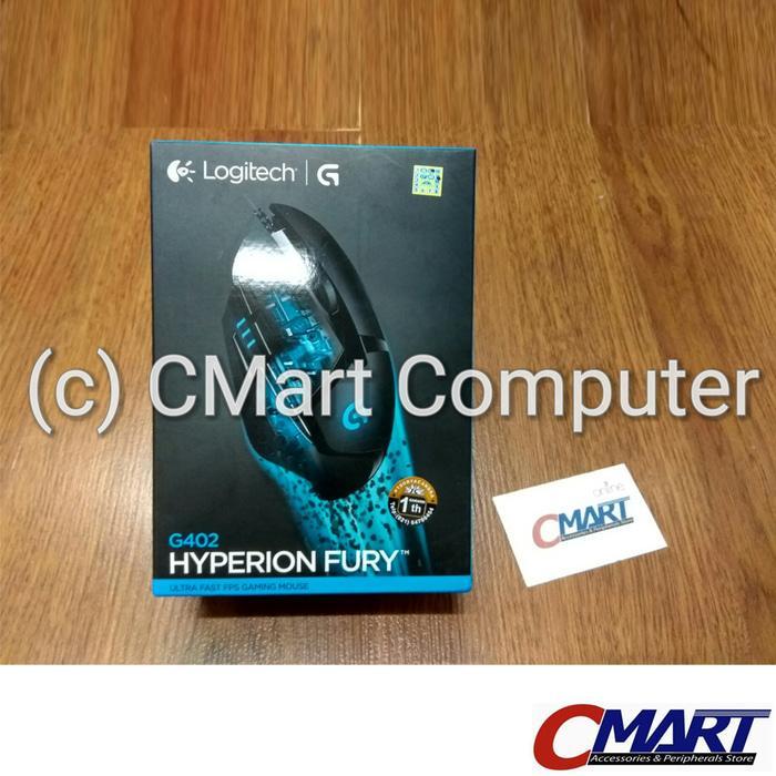 ORIGINAL - Logitech G402 Gaming Mouse