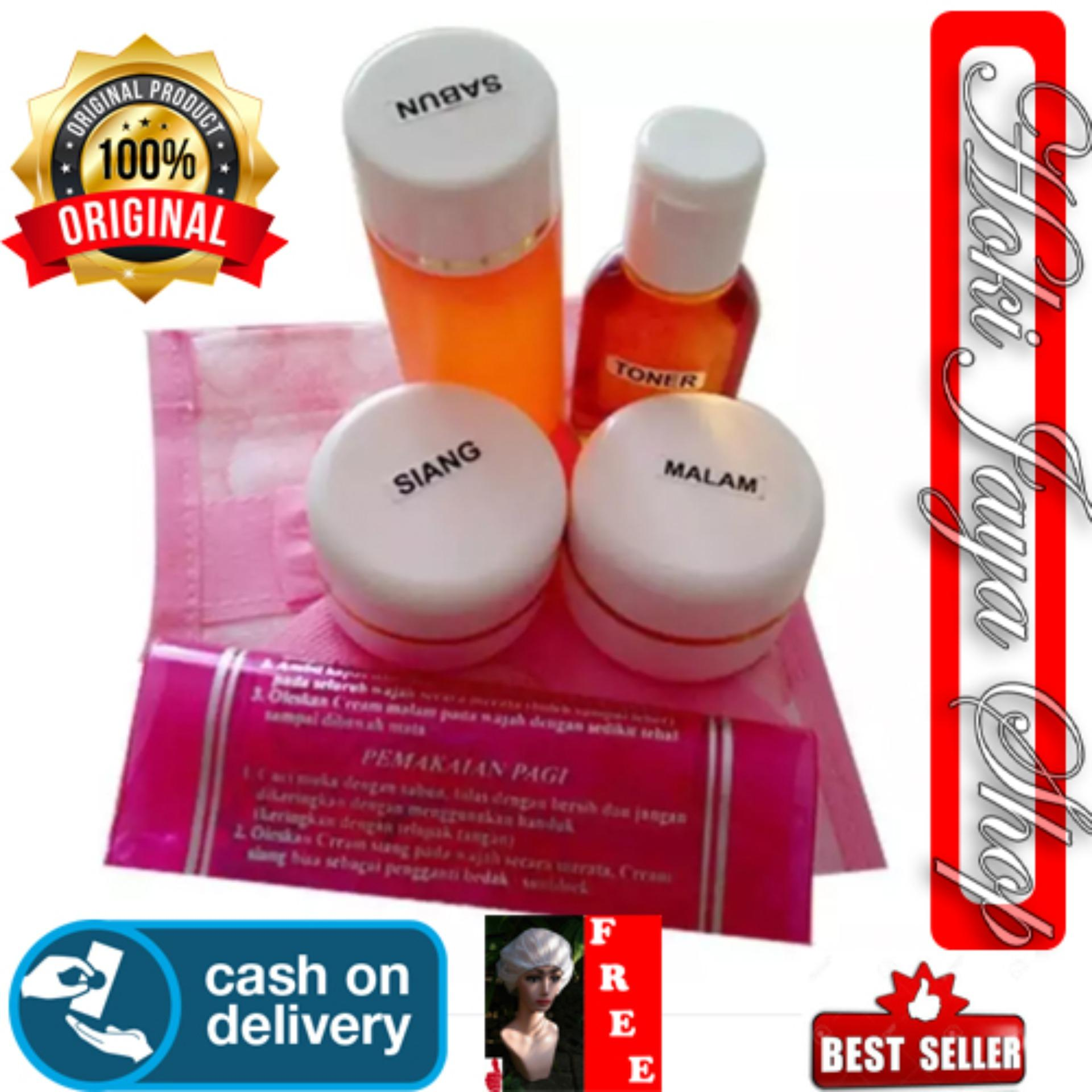 HOKI COD - HN Hetty Nugrahati Original Special APOTEKER Cream 1 Paket Isi 4 Model +