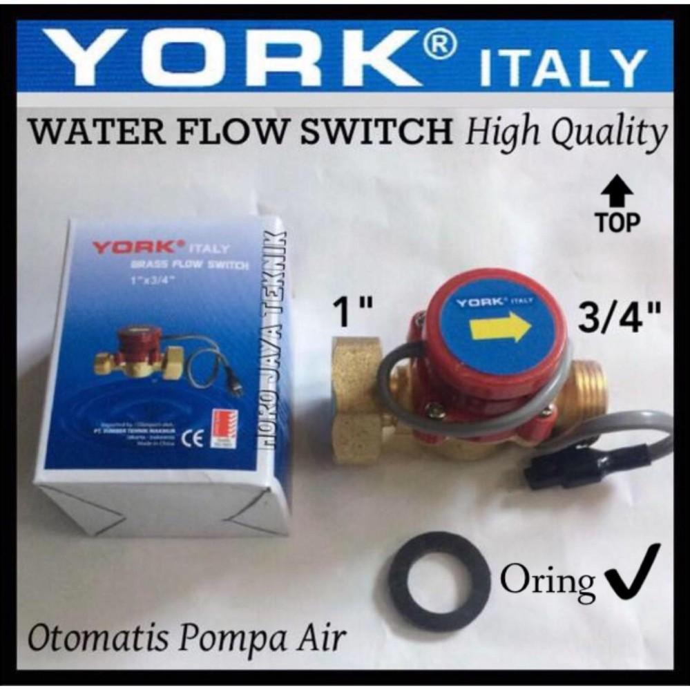 WATER FLOW SWITCH YORK 1