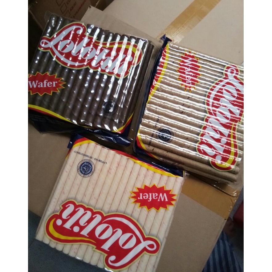 Astor Lolo Lili Wafer Stick Snack Murah Astor Murah Grosir Lebaran Parcel Makanan - DUS