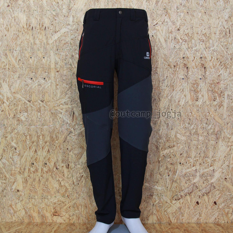 Spesifikasi Consina Escorial Bk Celana Gunung Outdoor Terbaik