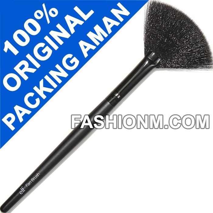 Harga Elf Fan Brush Black 84004 Baru Murah