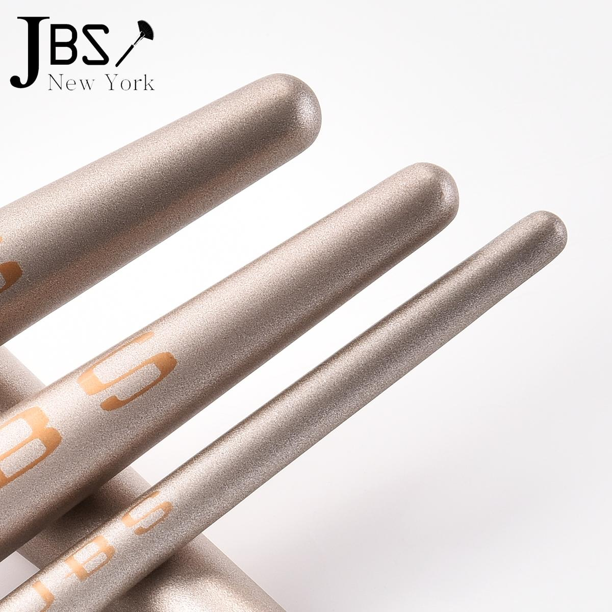 Fitur Jbs New York Kuas Makeup Brush 6 Set Make Up K069 Dan 12 Eyerush Gold K 046 5