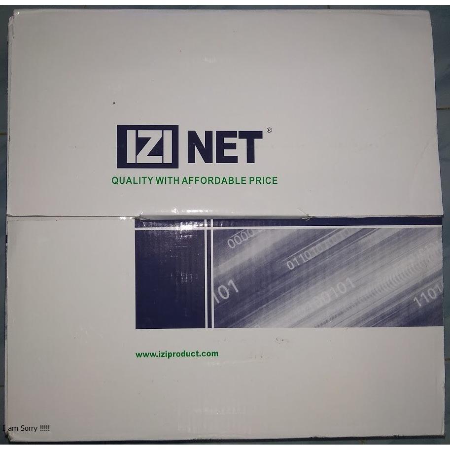 Fitur Kabel Lan Utp Rj45 Cat 5e 20 Meter Siap Pakai Izinet Dan Harga 30m Cable 30 Terpasang Konektor Cat5e 4