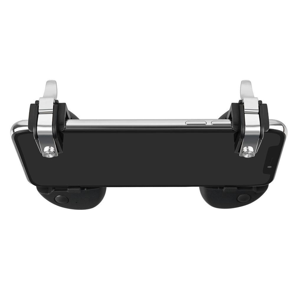 Paket L1R1 Gamepad R8S PREMIUM Trigger PUBG L1 R1 ROS Fire Button - Tidak Menghalangi Layar - 4