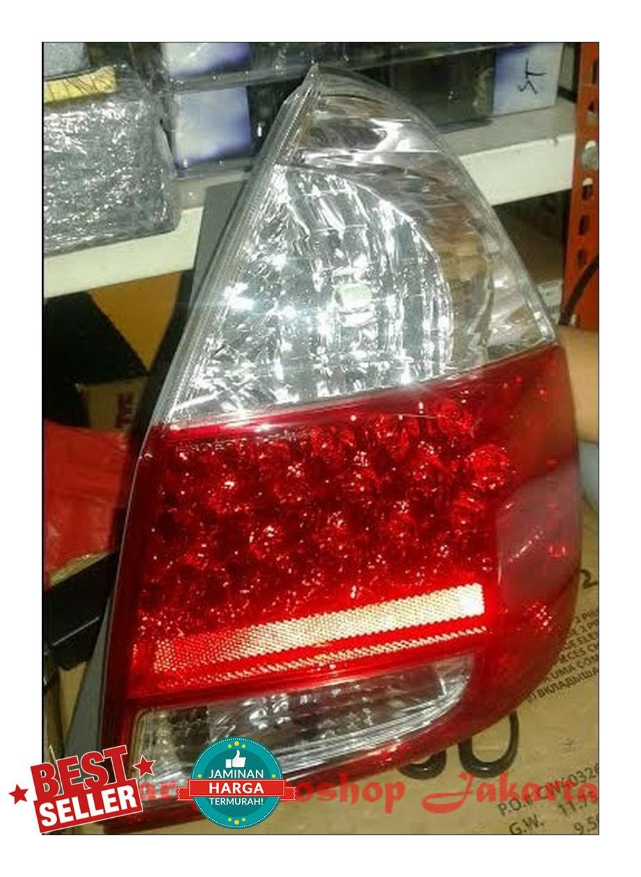 Kelebihan Stoplamp Honda Jazz Gd3 2002 2008 Led All Smoke Merk Depo Stop Lamp Avanza Vvti Red Clear
