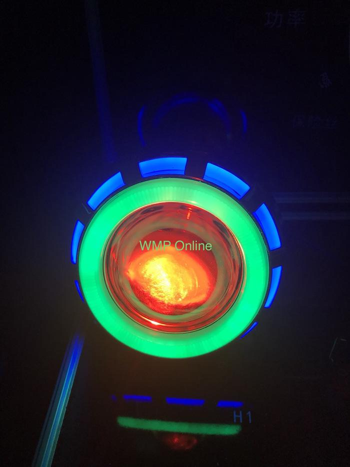 Lampu Projie U26R RGB 3.5 inch Angel Bulat Running WMP-0647