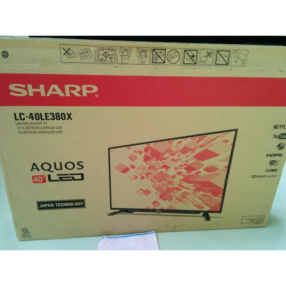 Sharp AQUOS LC-40LE380X