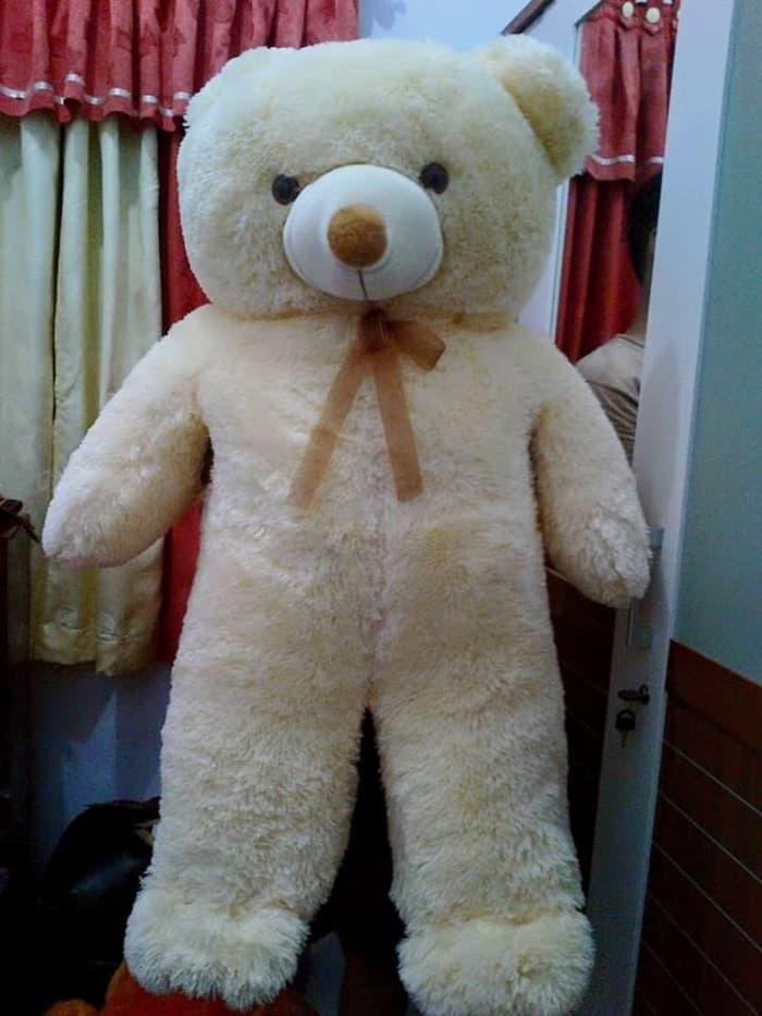 Promo  Boneka Panda U002F Teddy Bear Jumbo Murah Uk 1Meter - ready stock b4580b5a76