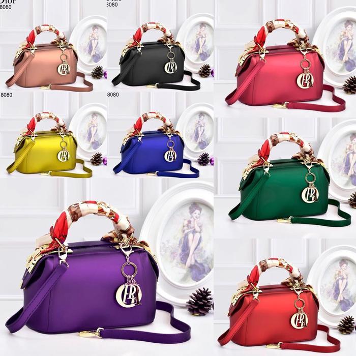 ... BEST SELLER-TAS IMPOR MURAH Dior Doctor Jelly 8080B  with syal  TAS  BRANDED 52ed211d37