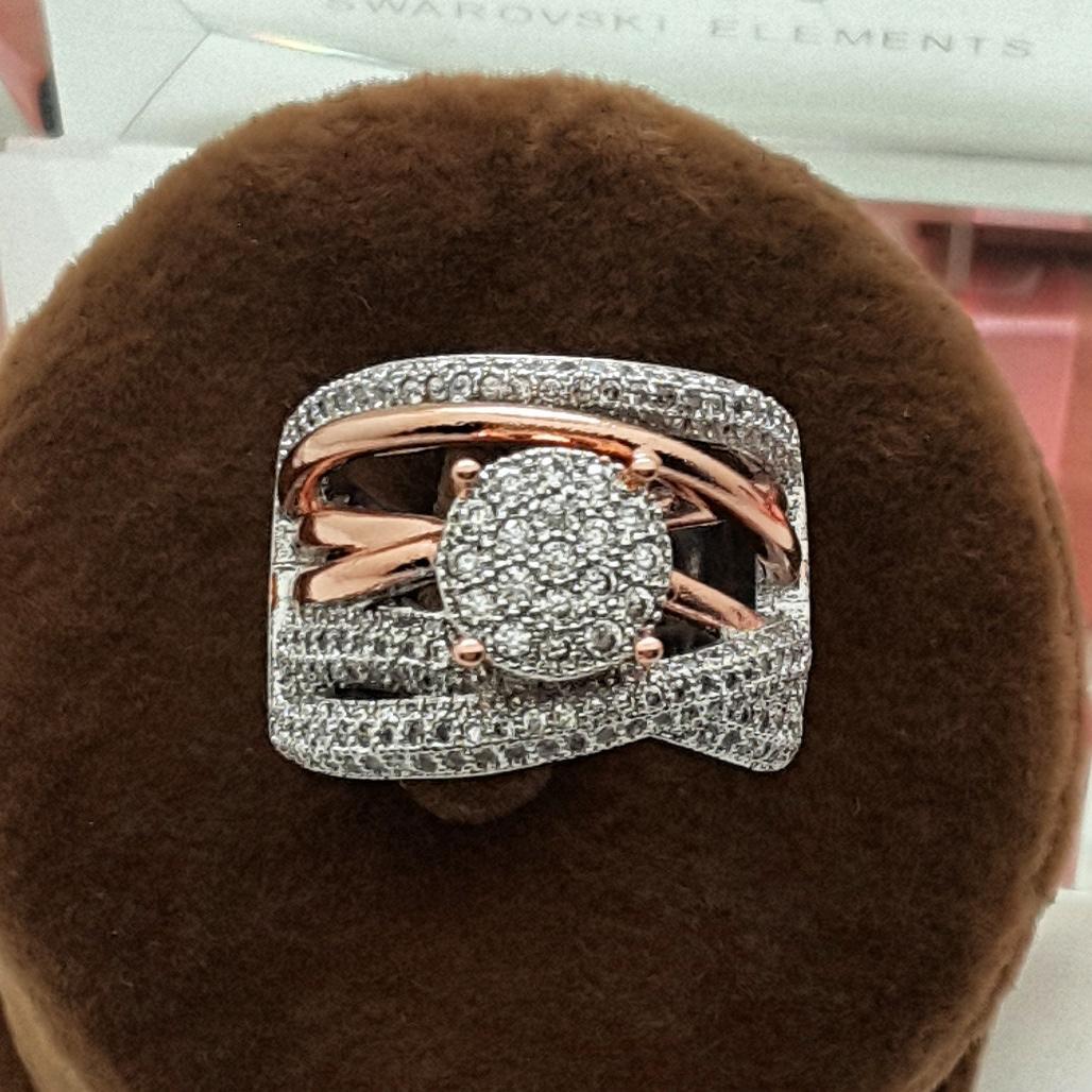 Cincin fashion / cincin rhodium / cincin gold plated / cincin blingbling / cincin CZ /