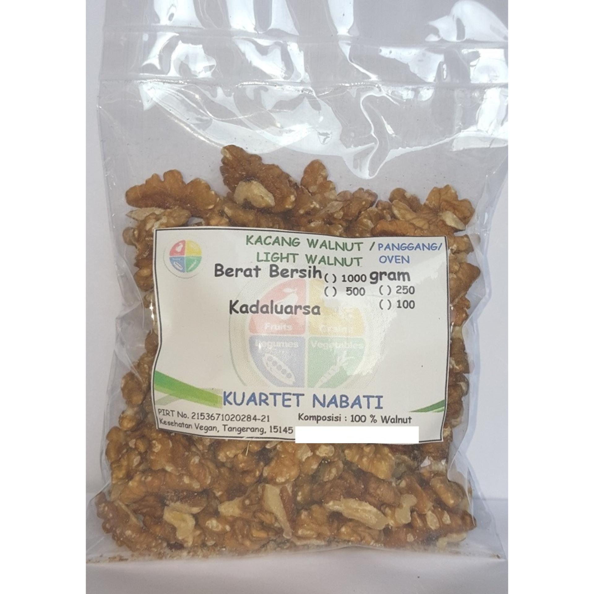 Roasted Walnut - Kacang Otak - Oven - Panggang - Matang 500 gram