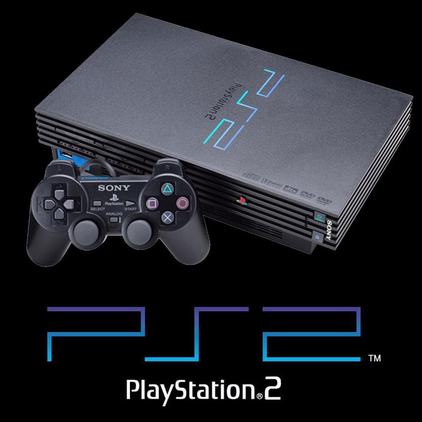 PS2 Sony - Sony Playstation Fat HDD 40GB - 60 Game