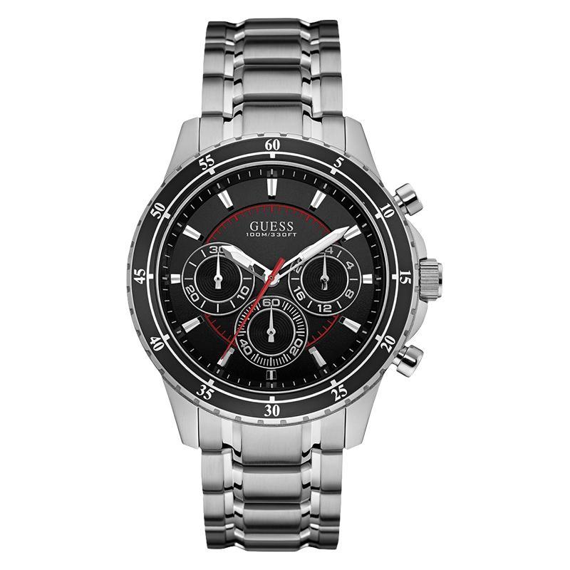 Black Leather Gold Source · Guess watch price harga in Malaysia jam tangan .