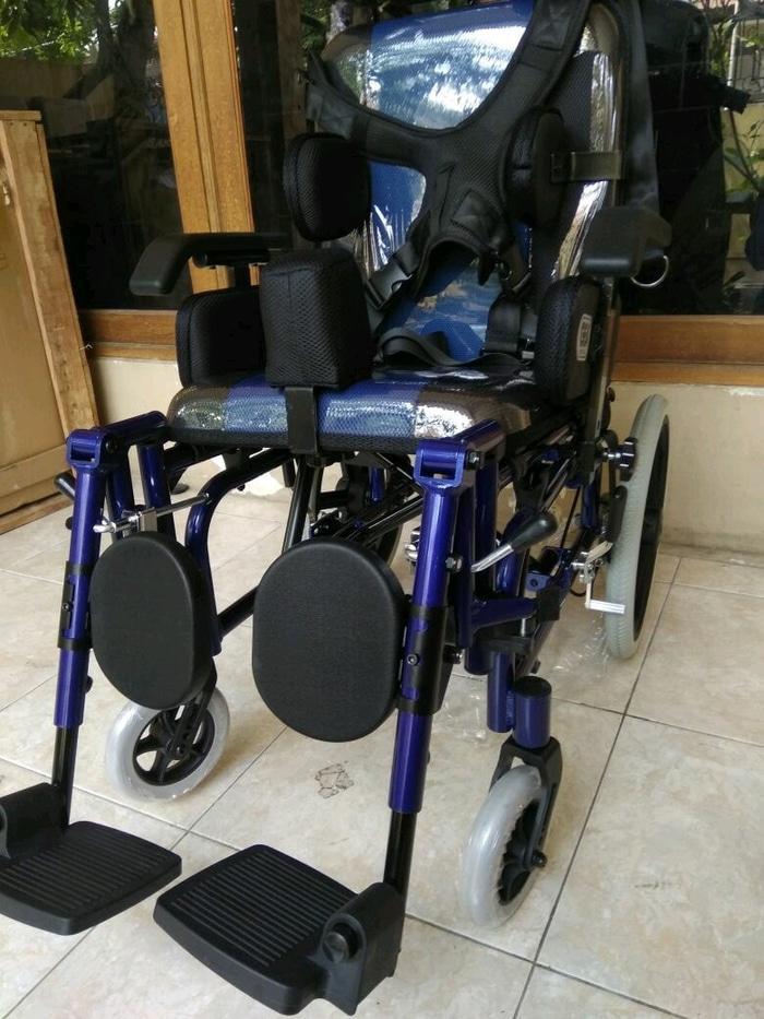 Kursi Roda Cerebral Palsy CP FS 958 LBHP GEA