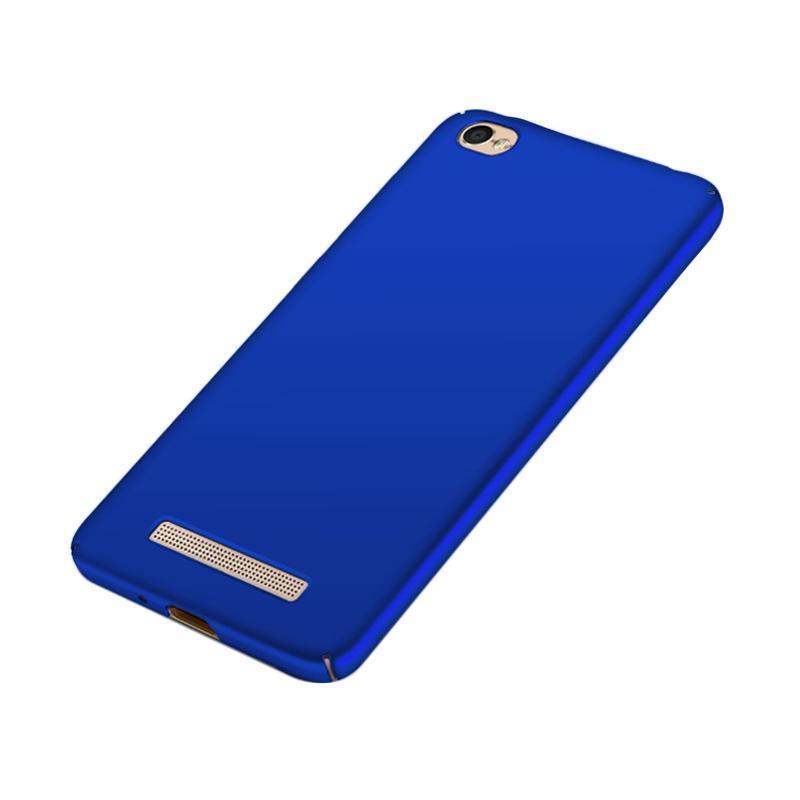 Sativa Acc - Case Hardcase 360 XIAOMI REDMI 4A Full Body Proteck Premium Free Tempered Glass