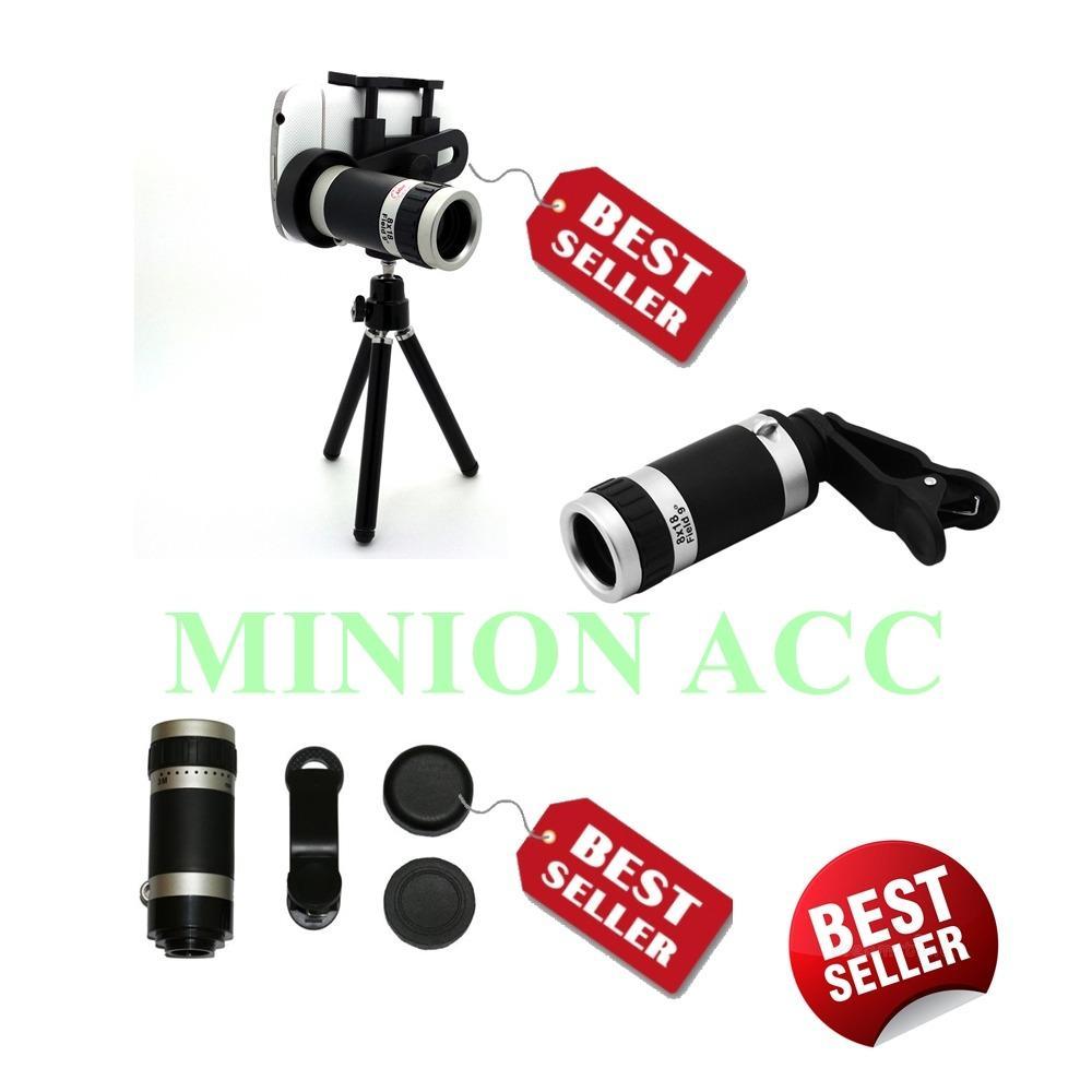 Universal Moblile Telezoom 8x Smartphone Lense [ Minion Acc ]