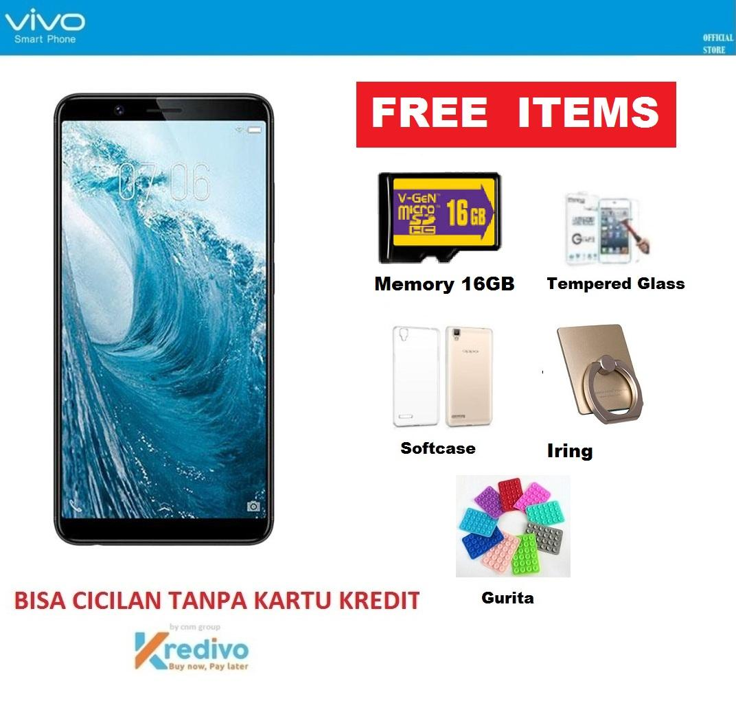 Kelebihan Oppo A3s Ram 2gb 16gb Ciicilan Tanpa Kartu Kredit Paket 7 2 Vivo Y71 Cicilan Free 5 Items