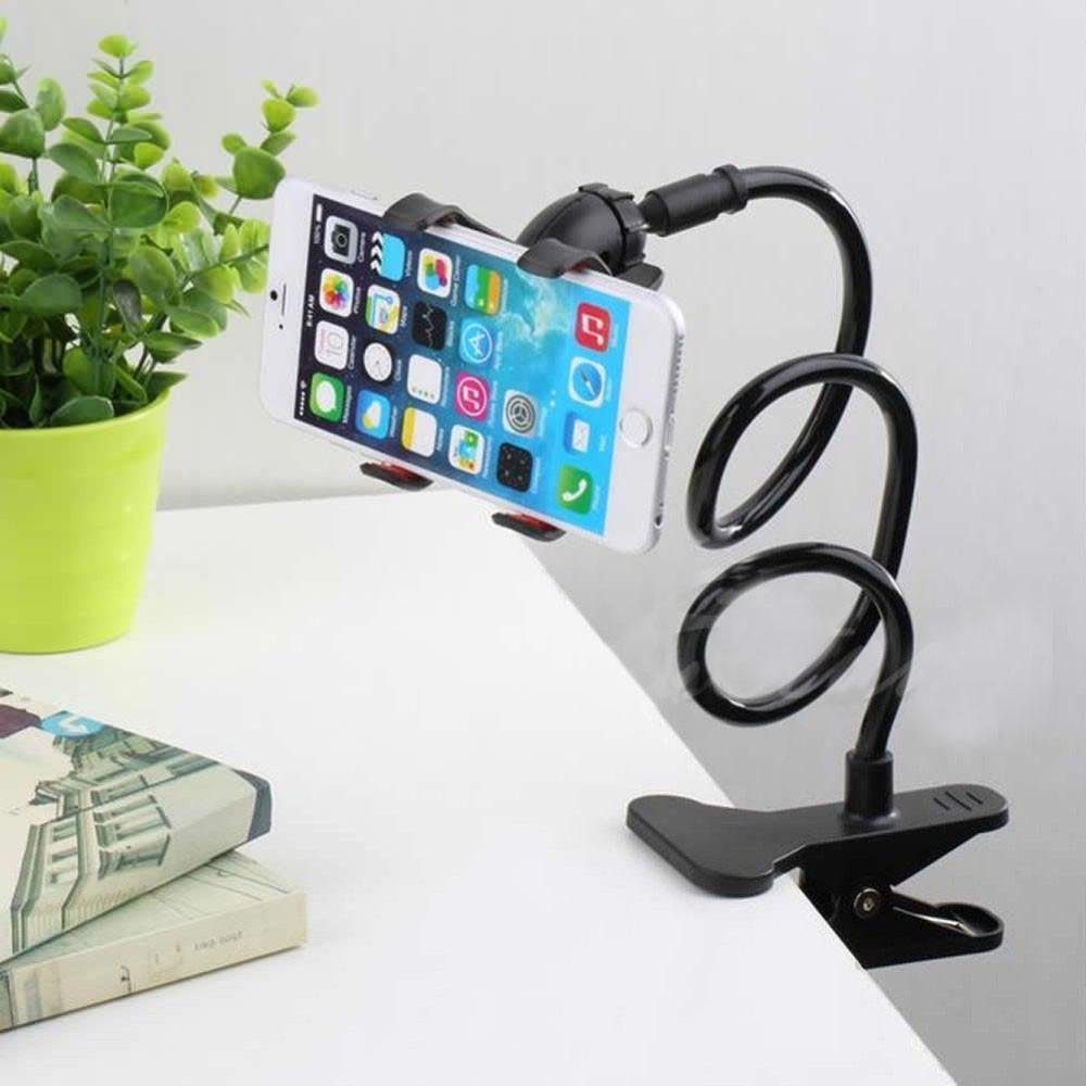 Fitur Holder Lazypod Japit Multifungsi Original Dan Harga Terbaru Lazy Neck Handphone Leher Detail Gambar