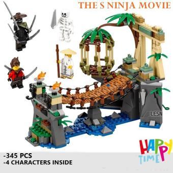 Pencari Harga MAINAN ANAK LEGO SEMBO BLOCK NINJA MOVIE SY955 terbaik on
