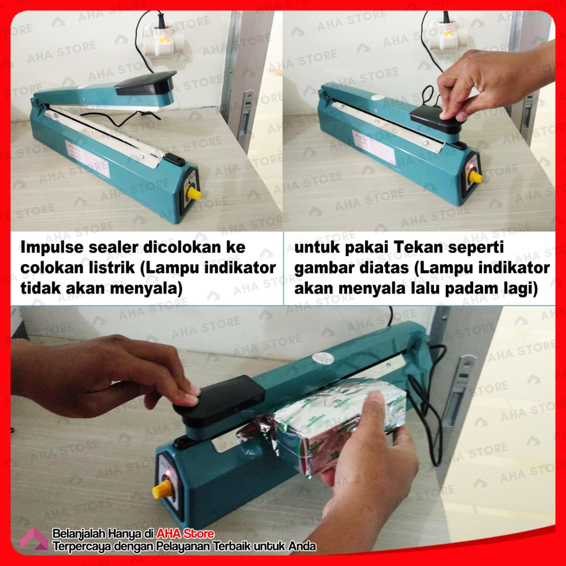 Homelux Impulse Sealer Pfs 200 Alat Press Plastik 20 Cm Daftar Nankai Elemen Pres 20cm Hot Deals Terbaik Murah