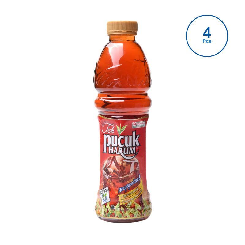 Teh Pucuk Harum Jasmine [500 Ml/4 Botol] 351111