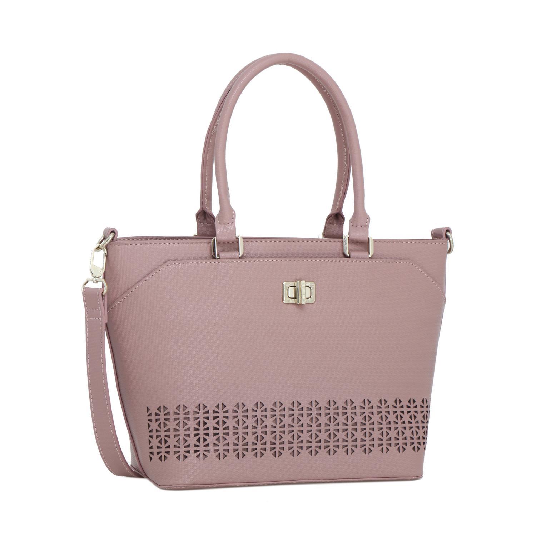 Detail Gambar Elizabeth Bag Carmella Tote Bag Pink Terbaru